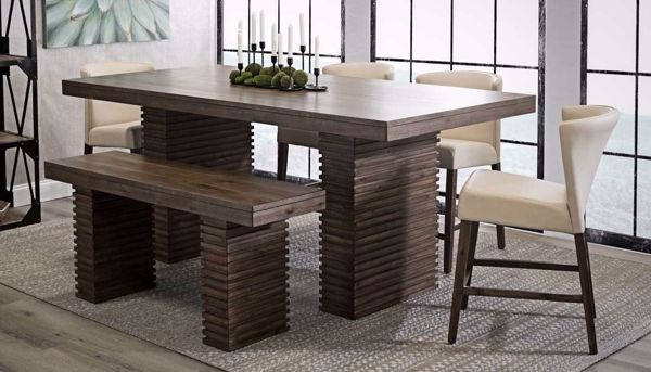 Imagen de Napa Taupe Table & Chairs