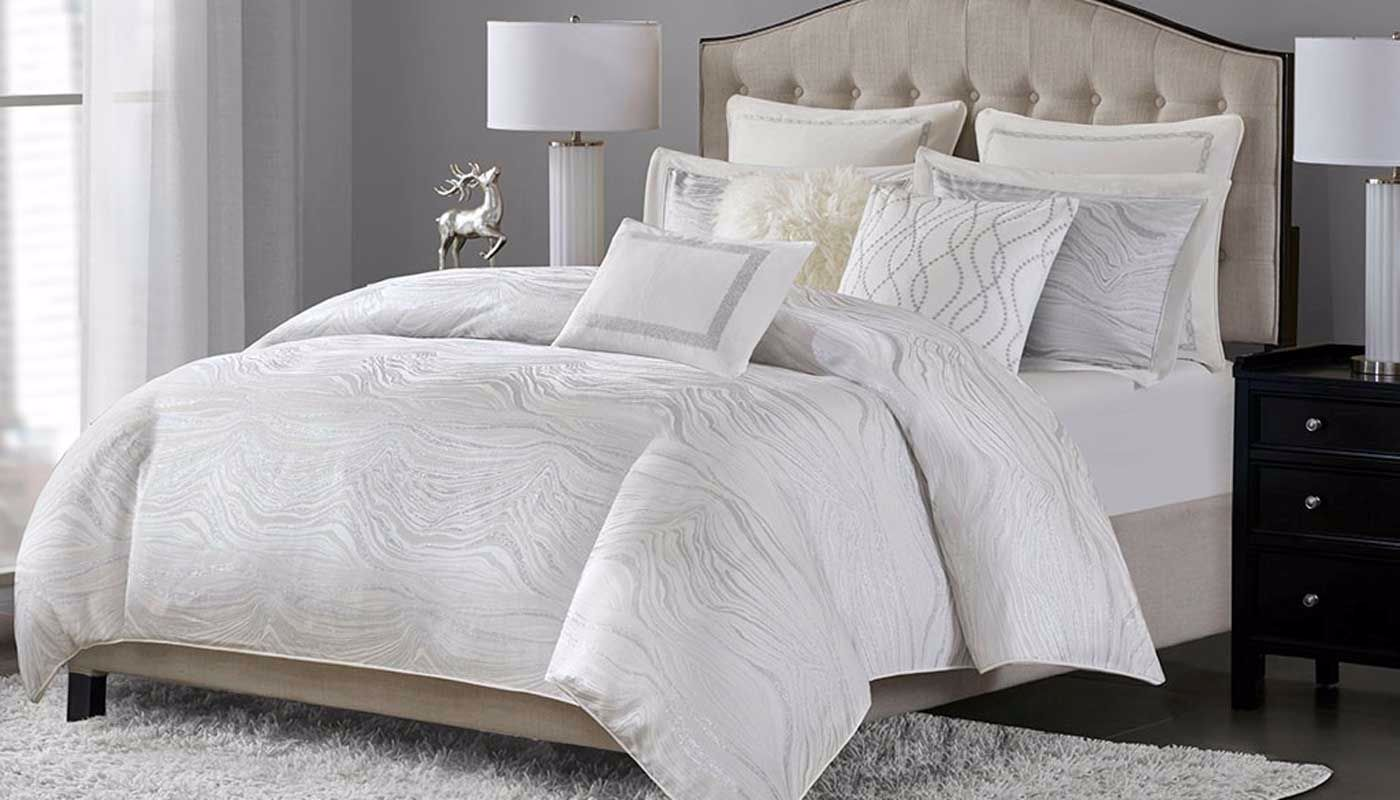 Hollywood Glam Comforter Set Home Zone Furniture Furniture Stores Serving Dallas Fort Worth And Northeast Texas Mattress Sets Living Room Furniture Bedroom Furniture