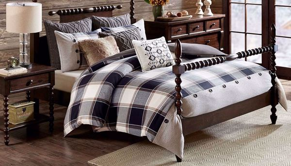 Picture of Urban Cabin King 9-Piece Comforter Set