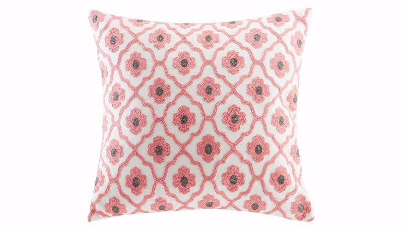 Picture of Sterling Coral Accent Pillow