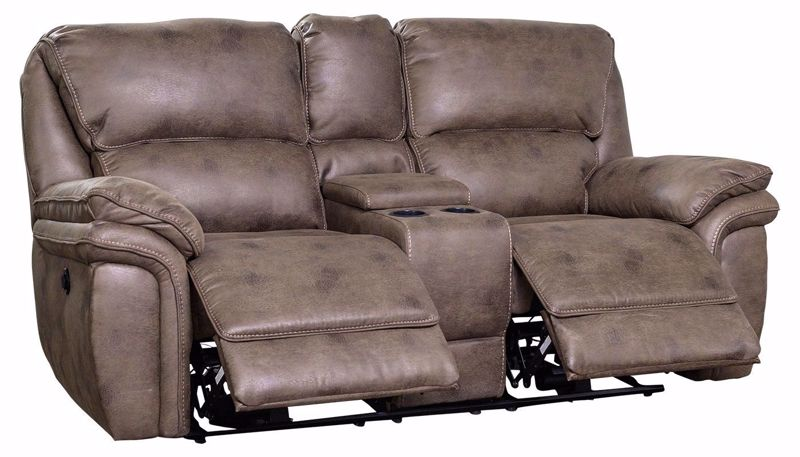 Picture of Navigator Power Reclining Loveseat