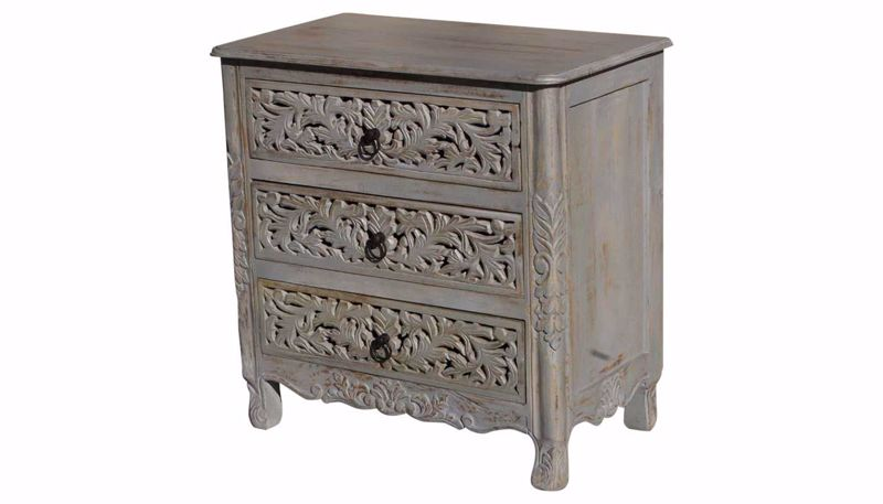 Picture of Deepika 3 Drawer Chest