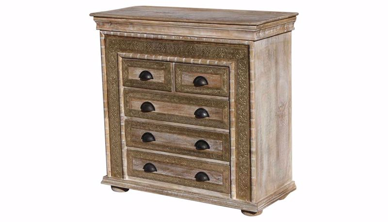 ... Picture Of Balan 5 Drawer Chest
