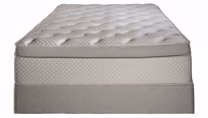 Picture of Vanessa Plush Twin Mattress Set