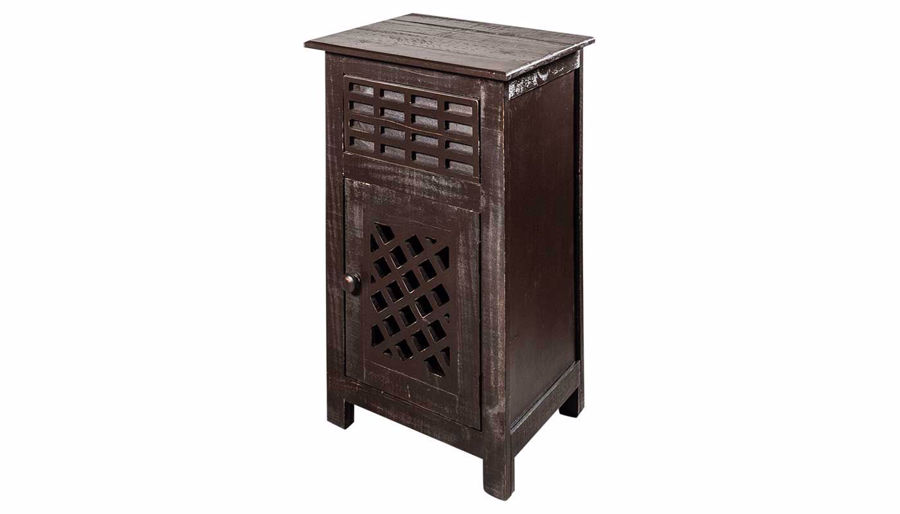 Picture of Side Accent Table Brown 328