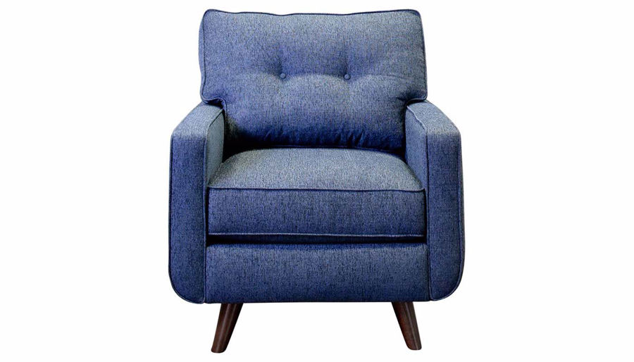 Imagen de Hollywood Denim Chair