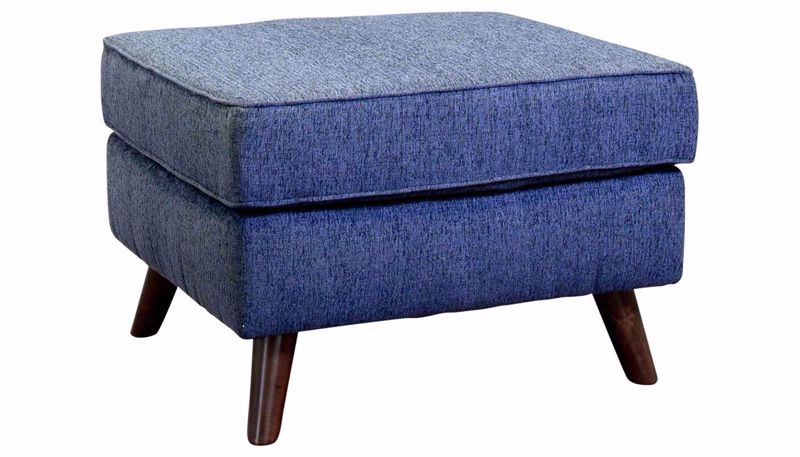 Picture of Hollywood Denim Ottoman