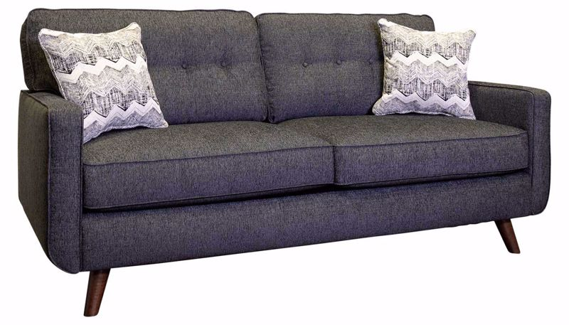 Imagen de Hollywood Graphite Sofa