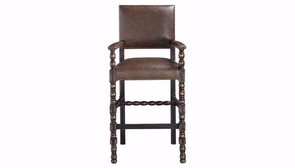 Picture of Newman Arm Barstool