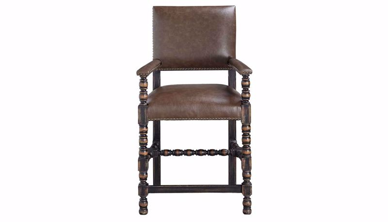 Imagen de Cassidy/Sundance Arm Counter Height Chair