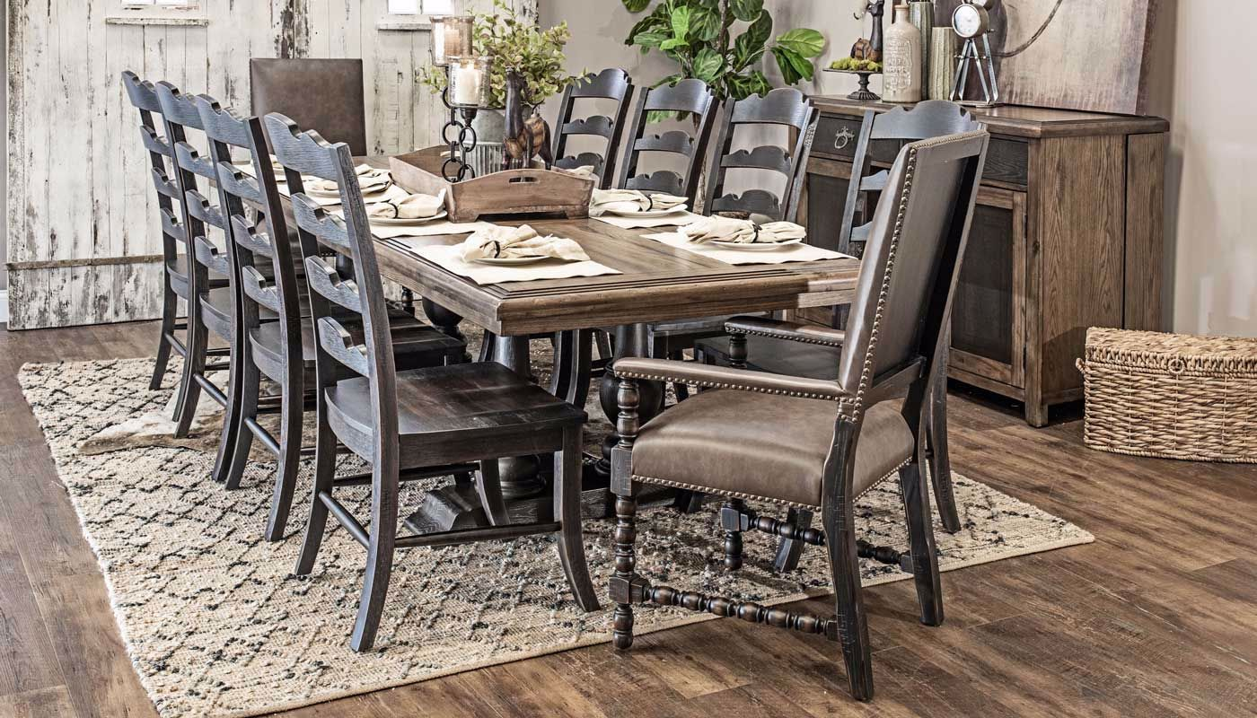 Cassidy Dining Table Amp Chairs Home Zone Furniture