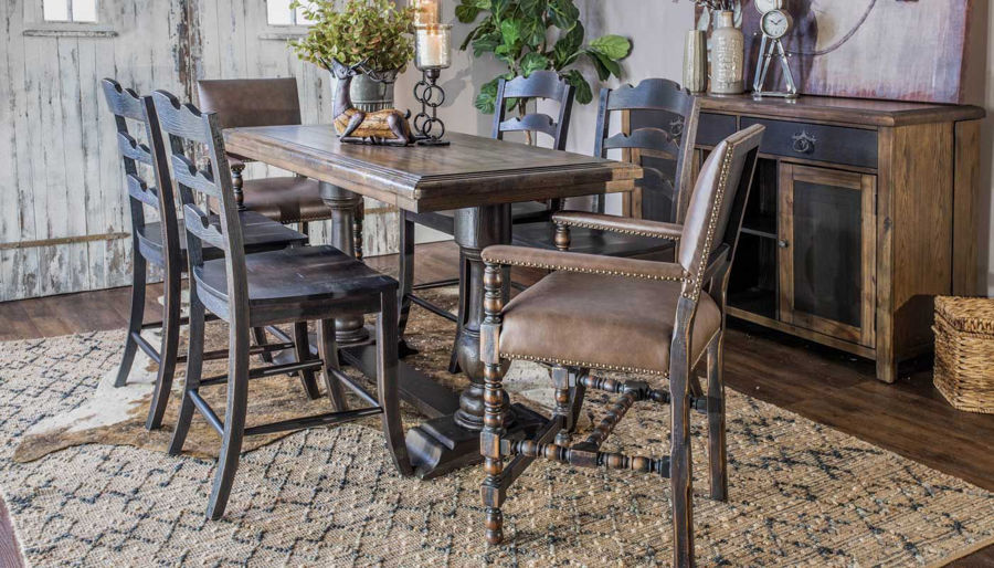 Picture of Sundance Counter Height Table & Chairs