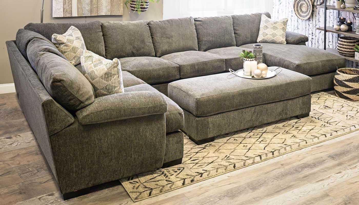 Bermuda Sectional with Chaise