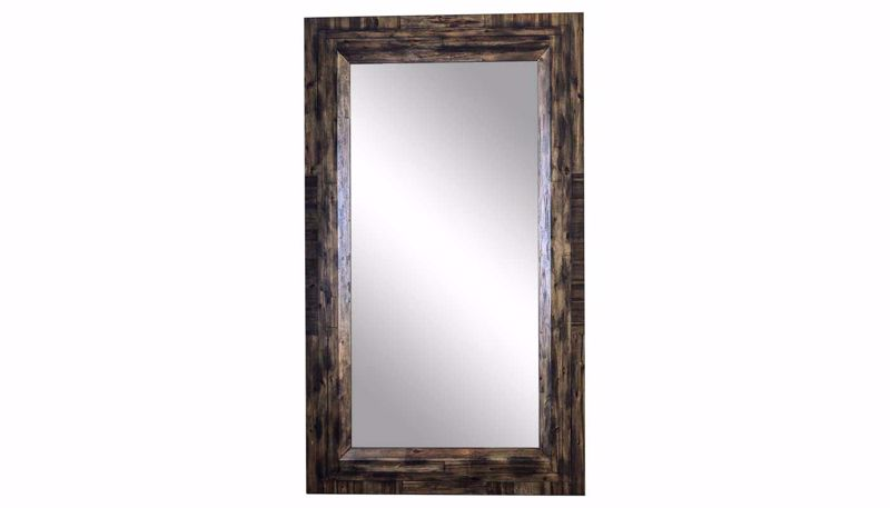 Picture of Laekyn Acacia Wood Mirror