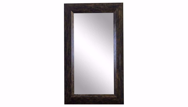 Picture of Laekyn Rubber Wood Mirror