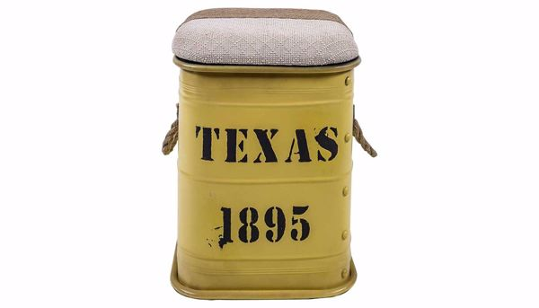 Picture of Texas Side Table Yellow