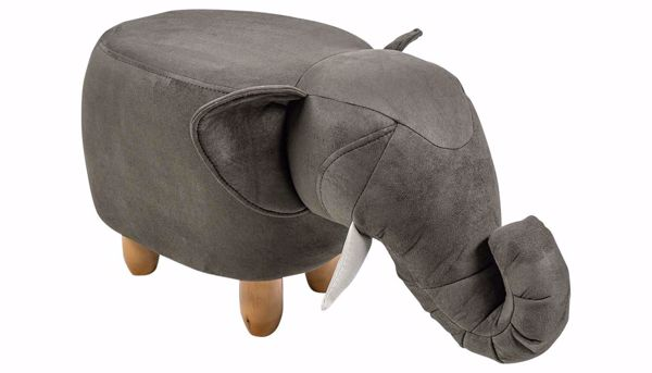 Picture of Elephant Ottoman