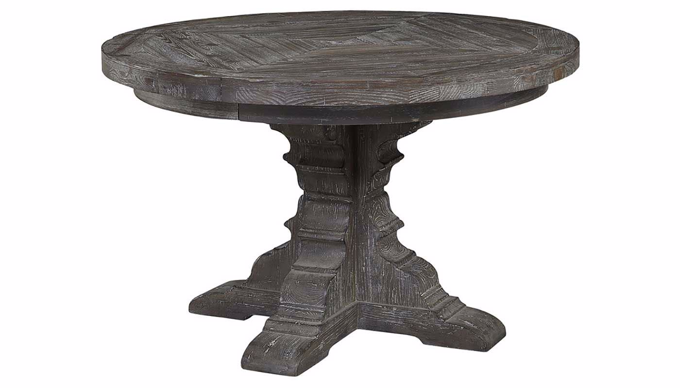 Port Arthur Round Dining Table Home Zone Furniture Furniture Stores Serving Dallas Fort Worth And Northeast Texas Mattress Sets Living Room Furniture Bedroom Furniture