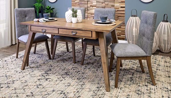 Picture of Helen 2.0 Light Dining Table & Chairs