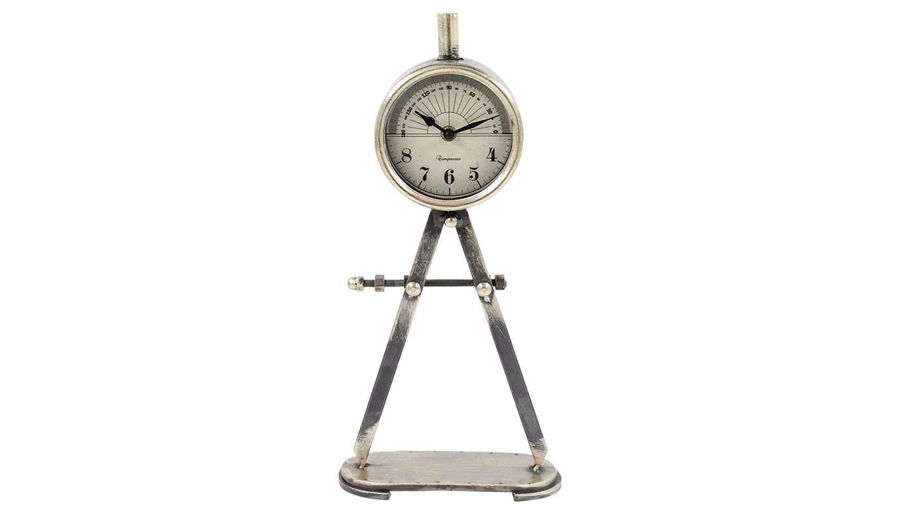 Picture of HZ Metal Clock Small