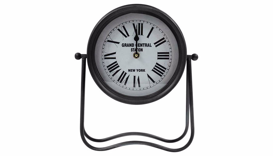 Imagen de HZ Black Grand Central Clock