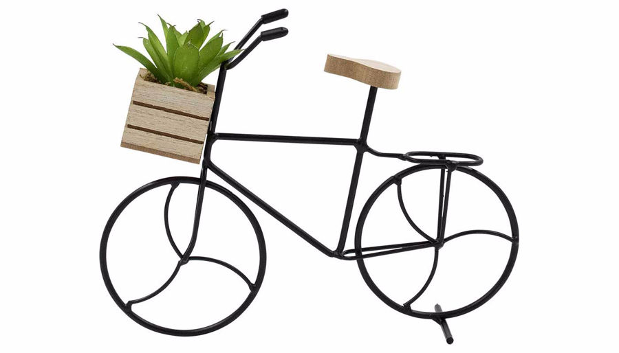 Imagen de HZ Metal Bike Decor Small
