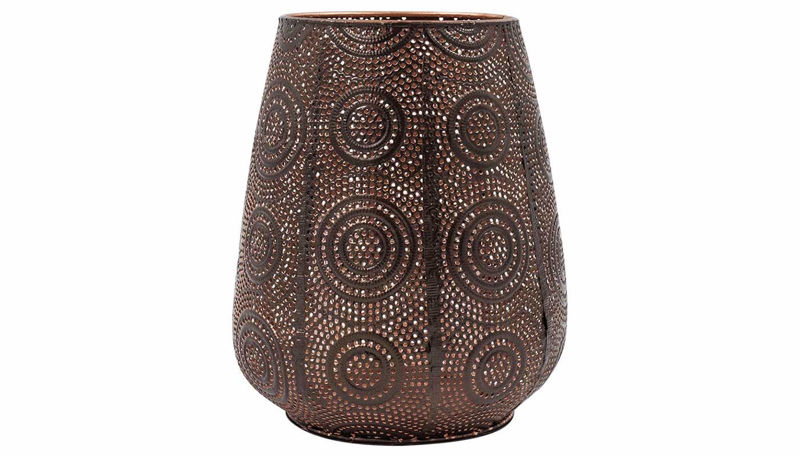 Imagen de HZ Boho Metal Candle Holder Large