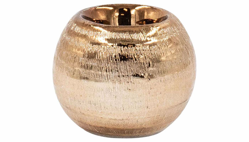 Imagen de HZ Bronze Tea Light Holder Small