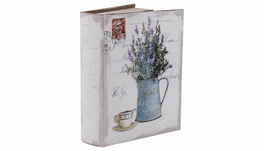 Picture of HZ Lavender Book Box Large