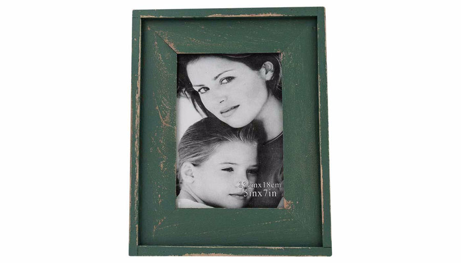 Picture of HZ Hanging Grey Distressed Frame