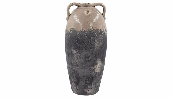 Picture of HZ Two-Tone Stone Wash Vase