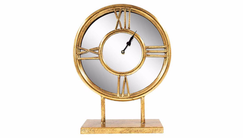 Picture of HZ Bronze Clock Mirror Dial