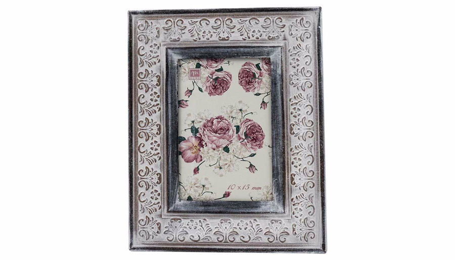 Picture of HZ Vintage Floral Frame Small