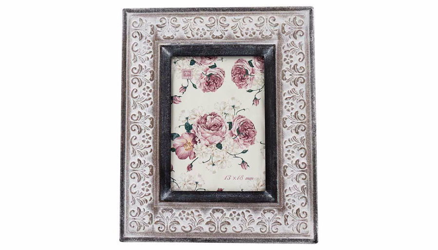 Picture of HZ Vintage Floral Frame Large