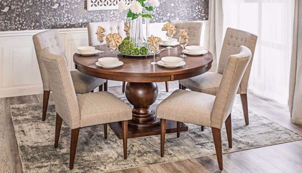 "Imagen de Paradise 60"" Dining Table & Chairs"