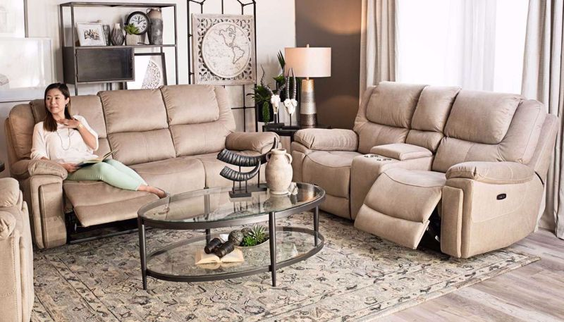 Picture of Erin Power Sofa & Loveseat