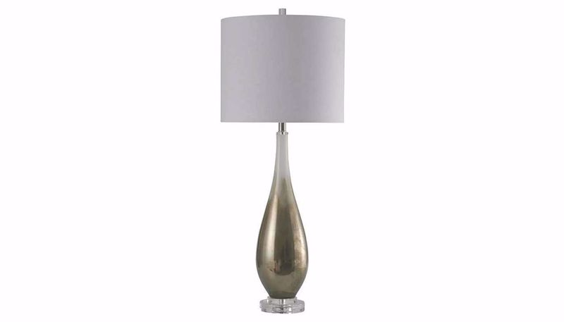 Imagen de Movila Art Glass Table Lamp Set of 2