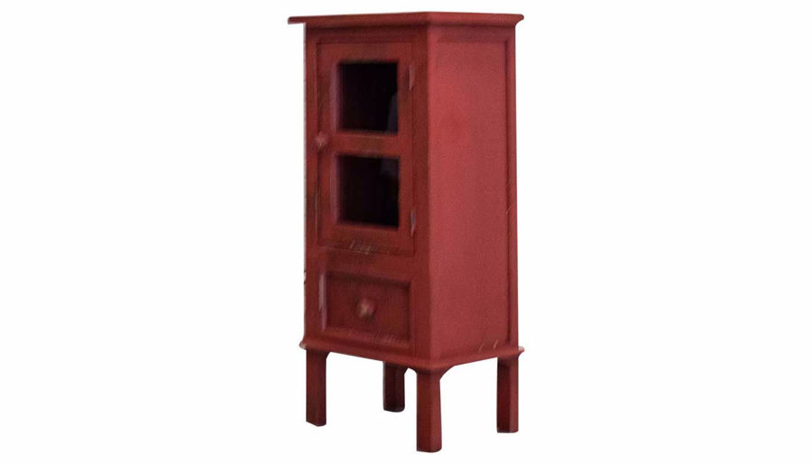 Imagen de Side Accent Table Red 236