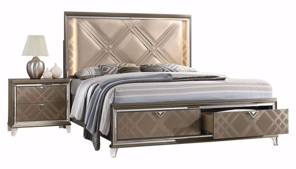 Picture of Kendall Queen Bed