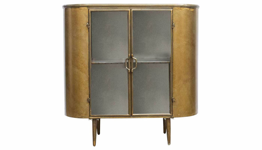 Picture of Liam 2-Door Metal Cabinet