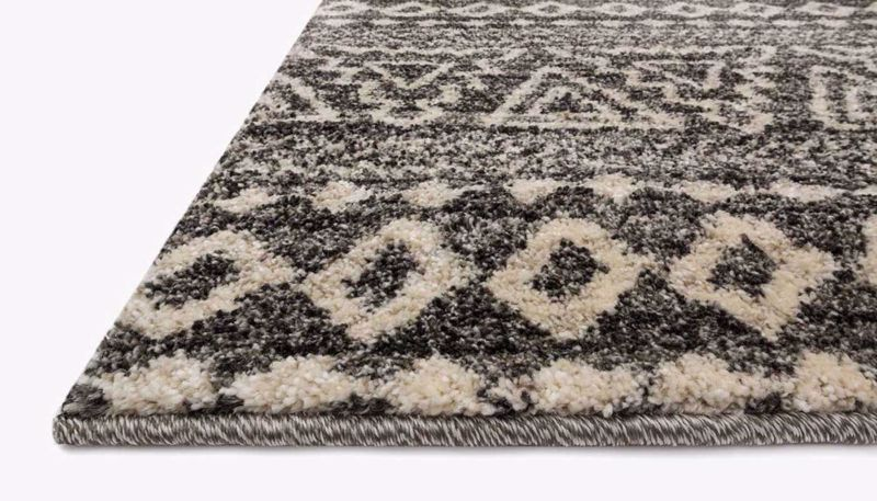 "Picture of Emory Graphite/Ivory Rug 7'7""X10'6"