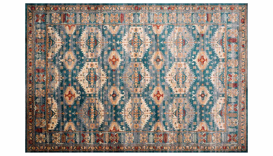 Picture of Isadora Lagoon Multi Rug 8'X10