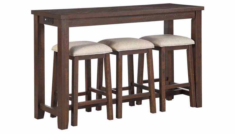 Picture of Statesman Sofa Table