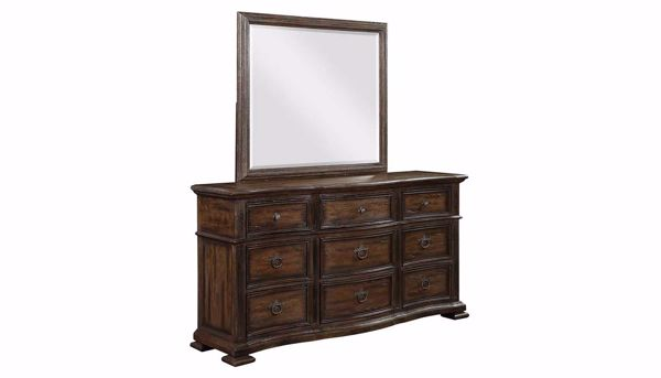 Picture of Briarwood 3-Piece Queen Bed, Dresser, Mirror & Nightstand