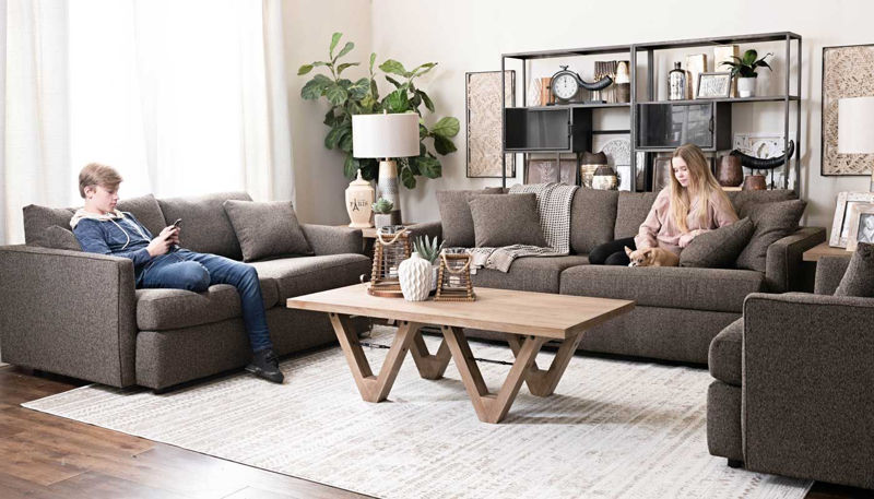 Picture of Brock Sofa & Loveseat