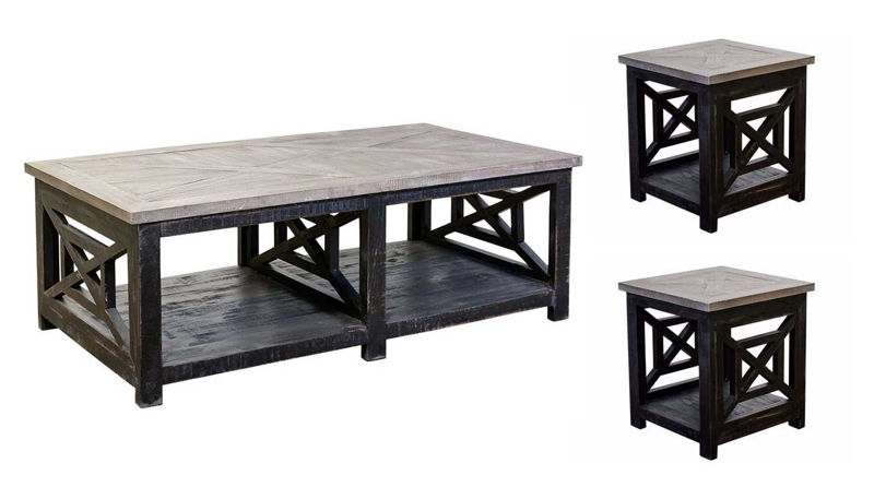 Picture of X Squared Occasional Tables 3 Pack