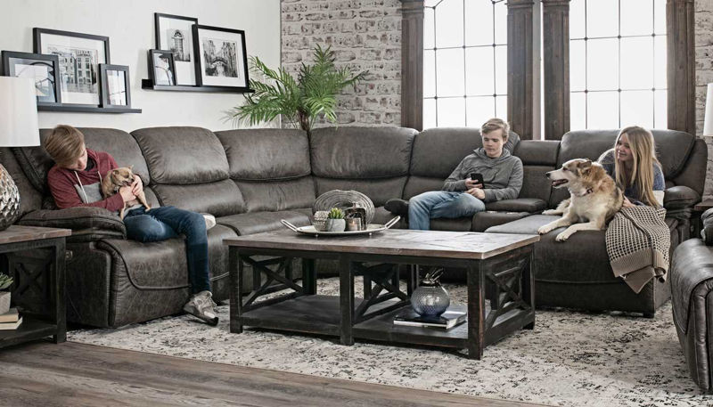 Imagen de Echo 6-Piece Sectional With Chaise