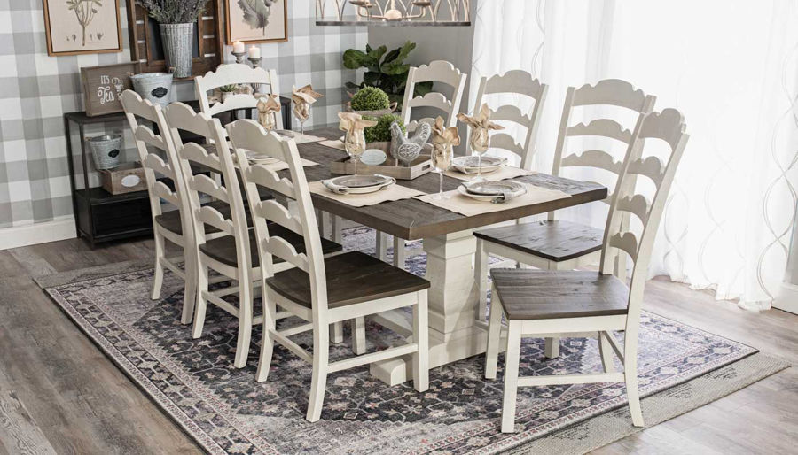 Picture of Palisades Dining Table & Chairs