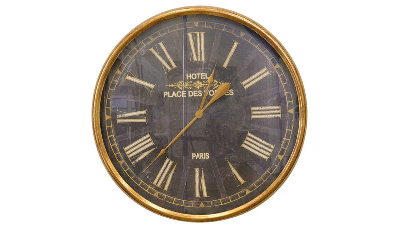 Picture of HZ Bronze Vintage Clock