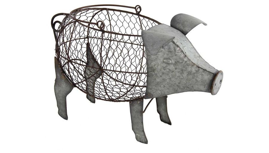 Picture of HZ Metal Pig - 37542
